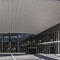 厚木市斎場-外観