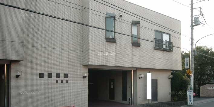 板橋区指定斎場 舟渡斎場-式場棟