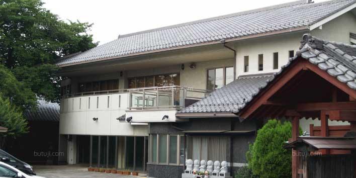 観明寺会館-式場棟